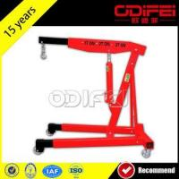 Buy cheap 3Ton Hydraulic Shop Crane from Wholesalers