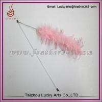 Buy cheap Feather cat teaser stick toy from Wholesalers