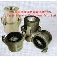 Buy cheap fire hose coupling quick coupling from Wholesalers
