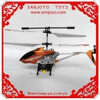 FH355 Rescue game with basket & light pull string 3.5CH rc helicopter