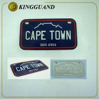 Buy cheap CAPE TOWN blue background cool car stickers from Wholesalers