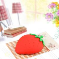 Buy cheap Contact Strawberry silicone key bag (5) from Wholesalers