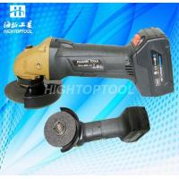 Buy cheap Stone Diamond Tools Charging Cordless Metal Stainless Steel Angle Grinder Polisher from Wholesalers