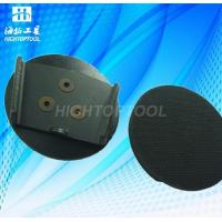 Quality Stone Diamond Tools HTC Floor Grinder Machine Metal Holder Backer Pads for sale