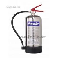 Buy cheap FJD-S066KG DCP Stainless Fire Extinguishers from Wholesalers