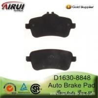 Buy cheap D1630-8848 Rear Auto Brake Pad for 2012 Year Mercedes ML350 from Wholesalers