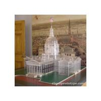 Acrylic building model White house architectural prototype