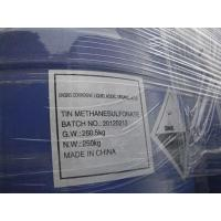 Buy cheap Pharmaceutical and Dye Intermediates Stannous Methanesulfonate from Wholesalers
