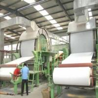 Buy cheap Manufacture of 2880mm Toilet Tissue Paper Making Machine for 20T Per Day from Wholesalers