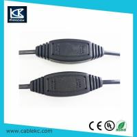 Step-down DC DC Conv DC plug to USB A Female step down dc dc converter cable