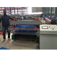 Buy cheap Double deck cold roll forming equipment Model No 988 &1025 from Wholesalers