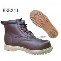 Hotselling Product cheap price top levels Goodyear sole safety work boots