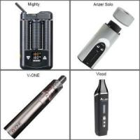 E cigarette Temp Control system Dry herb vaporizers series