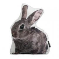 Buy cheap Grey sitting Rabbit door stop SH08-151001190 from Wholesalers