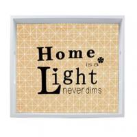 China The letters household tray SH15-151002029 factory