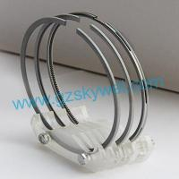 China piston ring fit for Komatsu S6D95 factory