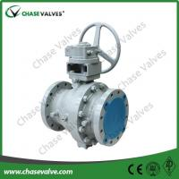 Buy cheap 8-inch-2-piece-cast-steel-trunnion-ball-valve from Wholesalers