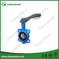 Quality lugged type butterfly valve Class 125 Lug Type Concentric Butterfly Valve wholesale