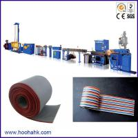 Buy cheap Computer Flat Wire And Color Flat Wire Extrusion Line from Wholesalers