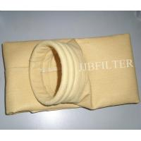 Buy cheap Air Filter PPS Needled felt Dust Bag from Wholesalers