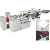 Buy cheap PVC FREE FOAMED SHEET PRODUCTION LINE from Wholesalers