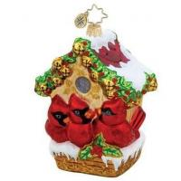 Buy cheap Christmas birds house from Wholesalers