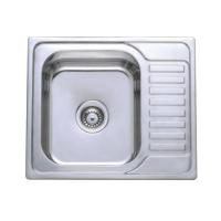 Buy cheap TCI5850S TCI5850S Single Bowl Sink 304 Stainless Steel Sink from Wholesalers