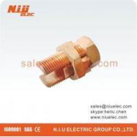 Buy cheap High Strength Copper Alloy T/J Copper Bolt Connector Best for Conductor Transportation from Wholesalers