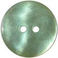 "Quality Green Shell 2-hole 13/16"" wholesale"