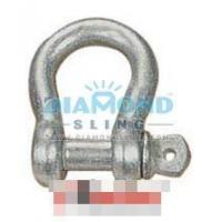 China Commercial Galv. Bow Shackle European Type factory
