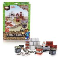 Minecraft Papercraft Minecart 48 Piece set