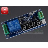 Buy cheap ICStation STM8S003F3 Digital Timer Module with Display from Wholesalers