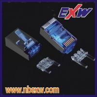 Buy cheap RJ45 connector for CAT6 FTP 2+6 from Wholesalers