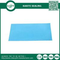 China Fibre Glass Teflon PTFE Sheet Recycled PTFE With ISO14001 Certificate on sale