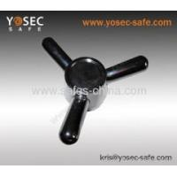 China Three prong gun safe handle for sales on sale