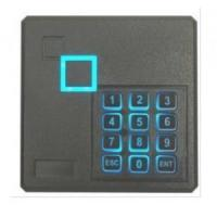 Buy cheap Standalone door access control touch keypad rfid reader from Wholesalers