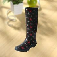 Buy cheap Fashion Star Pattern Rubber Knee Boot For Woman from Wholesalers