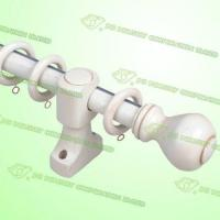 China Curtain Rod Sets Wooden Curtain Rod on sale