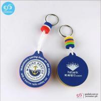 Products Small gift keychain eva keychain promotion Advertising gifts wholesale