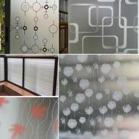 Buy cheap Popular Vinly Film Frosted Effect Privacy Window film from Wholesalers