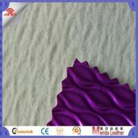 Buy cheap New arrival fish skin single needle brush fabric textiles leather alibaba online from Wholesalers