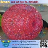 Buy cheap inflatable zorb ball hot sale with discount from Wholesalers