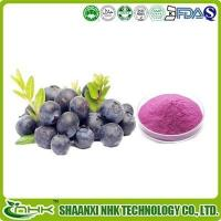 Buy cheap Herbal Supplements Blueberry Extract from Wholesalers