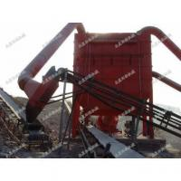 Buy cheap ISO Certification Dust Remove System Pulse Jet Dust Collector Bag Filter for Granite Grinding from Wholesalers