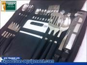 Buy cheap Campmor Cutlery Set 24 piece plus bag from wholesalers