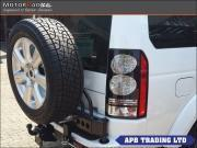 Buy cheap Discovery 3 & 4 - Motorradical Spare Wheel Carrier from wholesalers