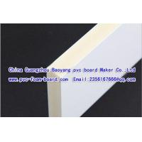 Buy cheap Good quality foam pvc board Wholesale from Wholesalers