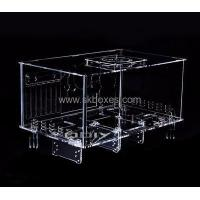 Buy cheap Factory custom design acrylic pc case computer case pc box BCC-010 from Wholesalers