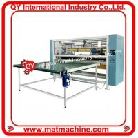 Buy cheap Automatic Computerized Mattress Panel Cutter Machine from Wholesalers