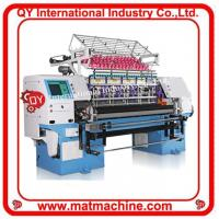 Buy cheap High Speed Computerized Shuttle Multi-needle Quilting Machine from Wholesalers